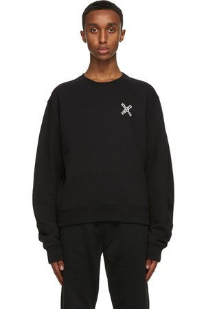 Kenzo Black Little X Sport Sweatshirt