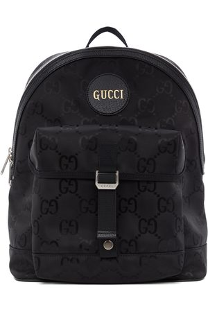 Gucci Men Suitcases - Black Off The Grid Backpack