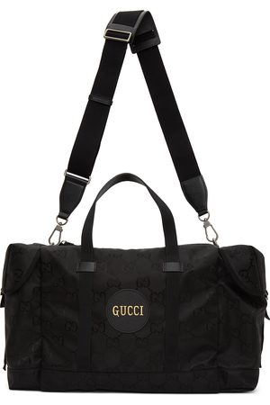 Gucci Men Suitcases - Black Off The Grid Duffle Bag