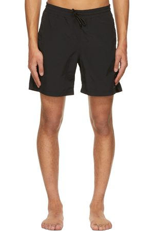 McQ Black Get Wet Swim Shorts