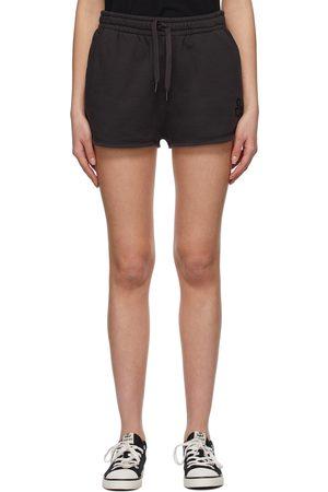 Isabel Marant Black Mifikia Sweat Shorts