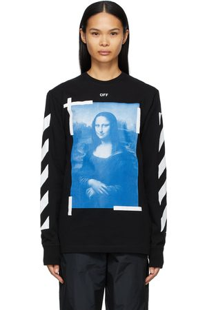 OFF-WHITE Mona Lisa Long Sleeve T-Shirt