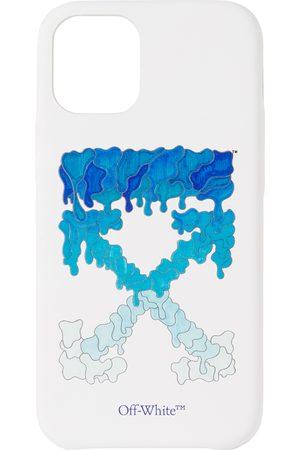OFF-WHITE Phones - White & Blue Marker iPhone 12 Mini Case