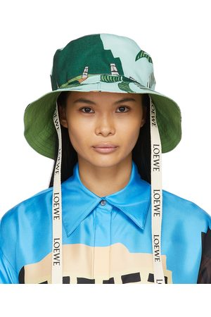 Loewe Blue Ken Price Edition Easter Island Fisherman Hat