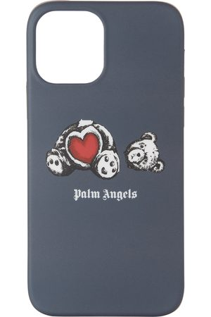 Palm Angels Blue New Bear iPhone 12 & iPhone 12 Pro Case