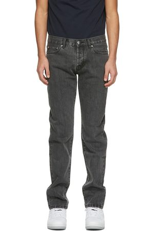 HAN Kjøbenhavn Men Tapered - Black Tapered Jeans