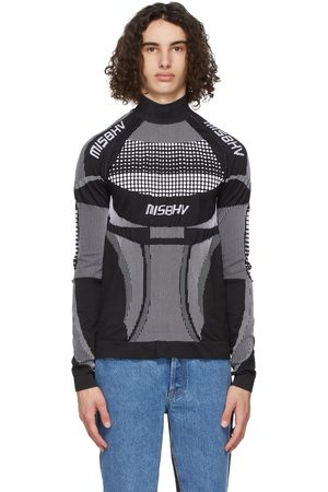 MISBHV Black Active Sport Turtleneck
