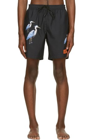 Heron Preston Men Swim Shorts - Swim Shorts