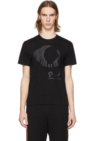 Comme des Garçons Black New Eye Logo T-Shirt