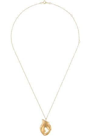 Alighieri Necklaces - Flame shape pendant