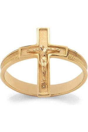 Dolce & Gabbana Crucifix band ring