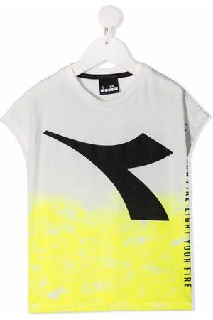Diadora Logo-print T-shirt