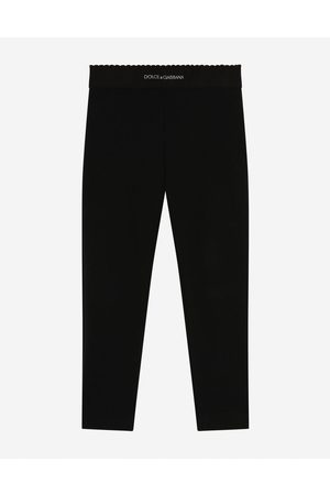 Dolce & Gabbana Girls Trousers - Trousers and Skirts - Cotton leggings female 2