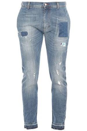D.A. Daniele Alessandrini DENIM - Denim trousers