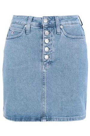 Calvin Klein Women Denim Skirts - DENIM - Denim skirts