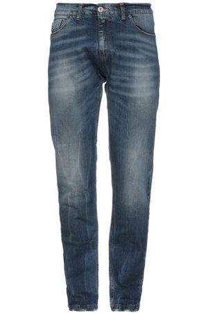 BL.11 BLOCK ELEVEN Men Trousers - DENIM - Denim trousers