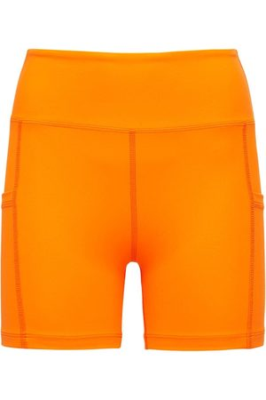 YEAR OF OURS High Waist Biker Shorts