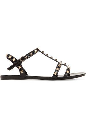 VALENTINO GARAVANI 10mm Rockstud Pvc Sandals
