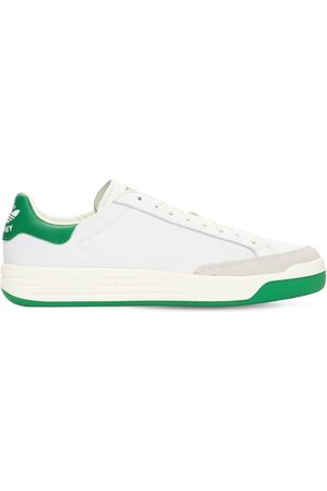 adidas Rod Laver Mismatched Sneakers