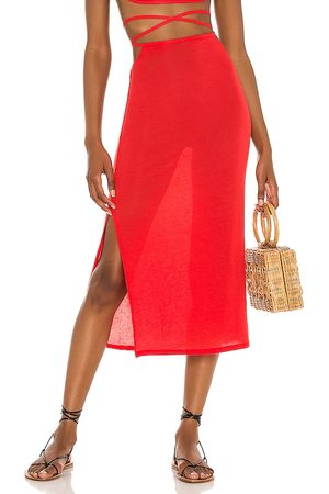 WeWoreWhat Cutout Midi Skirt in . Size S, M, XS.