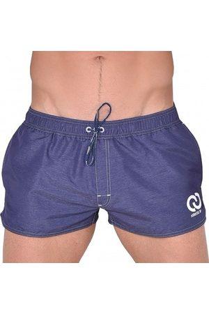 Roberto Lucca Men Swim Shorts - Swim Shorts - Jeans S