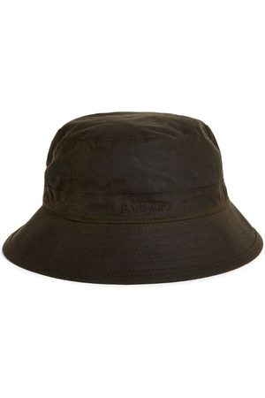Barbour Waxed Cotton Sports Hat