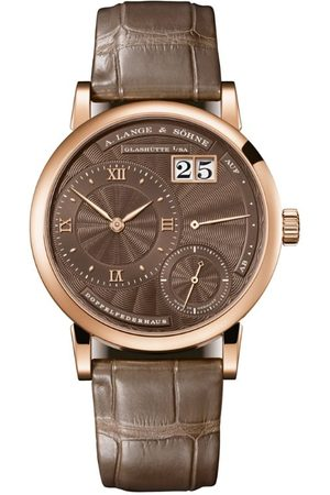 A. LANGE & SOHNE Rose Gold Little Lange 1 Watch 36.8mm