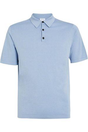 Sunspel Jersey Polo Shirt
