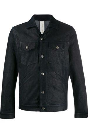 Giorgio Brato Grass Night leather jacket