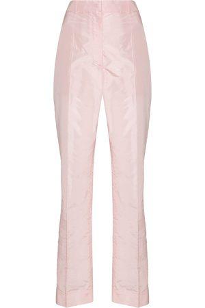 Prada High-waist tailored trousers