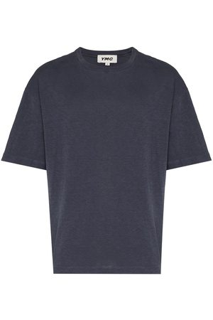YMC Triple short-sleeve T-shirt