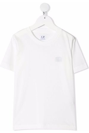 C.P. Company Logo-print T-shirt