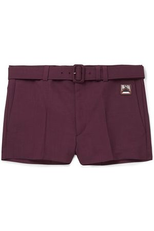PRADA TROUSERS - Shorts