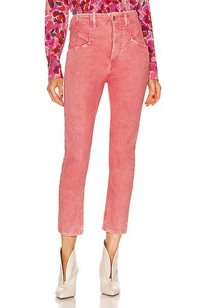 Isabel Marant Dilianesr Pant in Candy