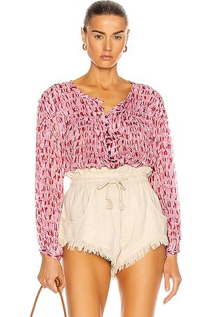 Isabel Marant Sorionea Top in
