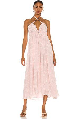 Tularosa Women Maxi Dresses - Lee Maxi Dress in . Size XXS, XS, S, M, XL.