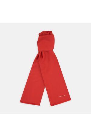 Turnbull & Asser Men Scarves - Plain Silk Scarf