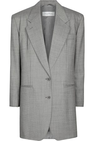 Max Mara Guelfo stretch-wool blazer