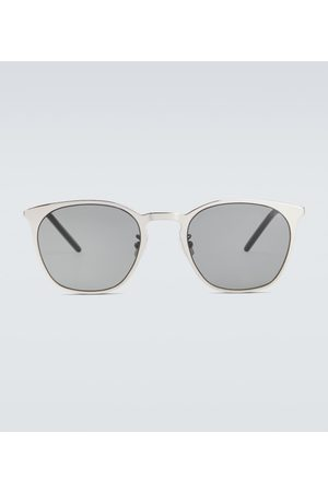 Saint Laurent Men Sunglasses - Metal sunglasses