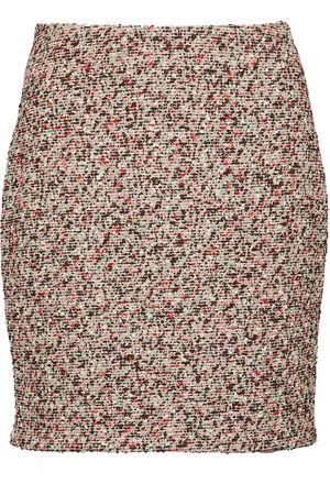 Bottega Veneta Women Mini Skirts - Bouclé miniskirt