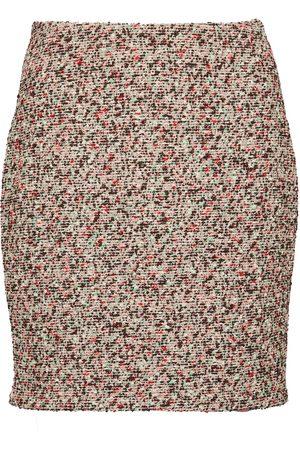 Bottega Veneta Women Mini Skirts - Bouclé miniskirt