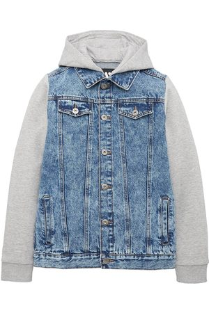 V by Very Boys Jersey Denim Jacket