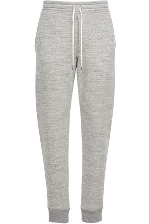 Tom Ford Men Trousers - Cotton Jersey Sweatpants