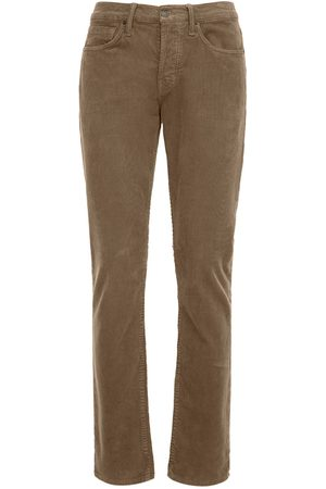 Tom Ford Men Slim - Slim Corduroy Denim Jeans