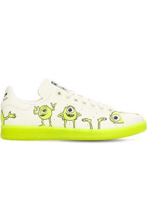 adidas Men Trainers - Kermit Stan Smith Sneakers