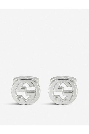 Gucci Men Cufflinks - Interlocking G cufflinks