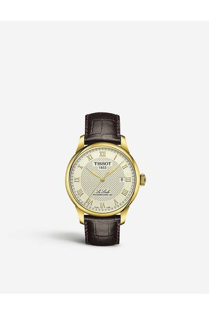 Tissot Women Watches - Women's and T006.407.36.263.00 Le Locle -Plated Watch