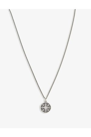 Serge DeNimes Compass necklace