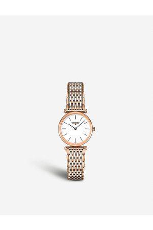 Longines Women Watches - L42091927 La grande classique stainless steel watch