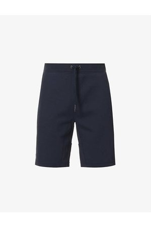 Polo Ralph Lauren Men Trousers - Logo-embroidered stretch-woven shorts